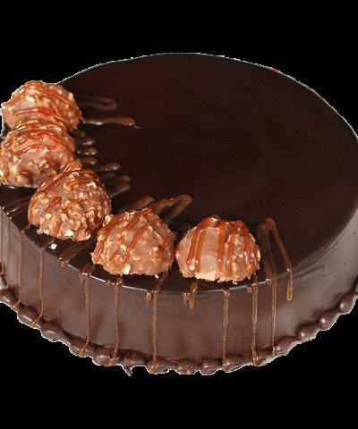 Smacking Ferrero Rocher